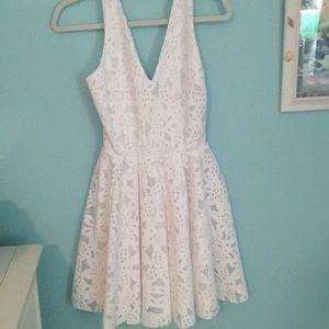 Aqua Dress New With Tags